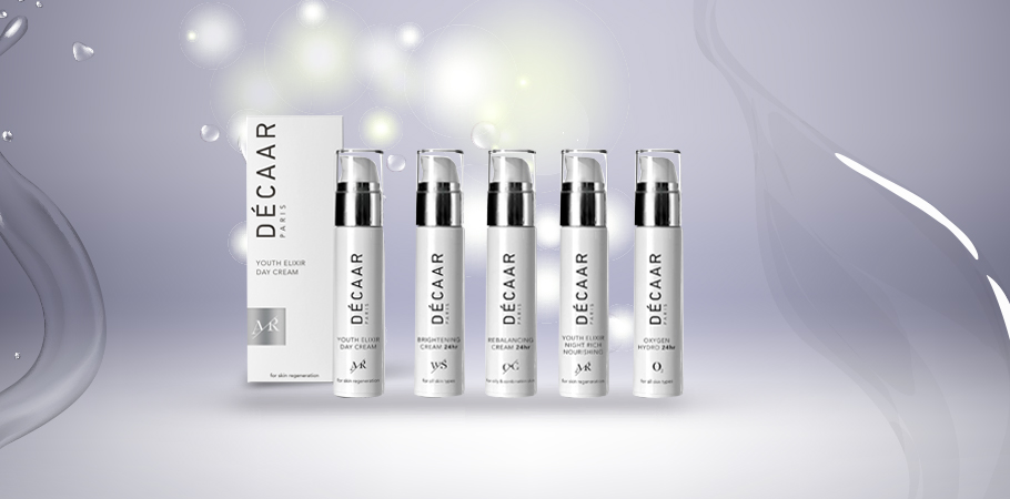 Nourish your skin with DÉCAAR